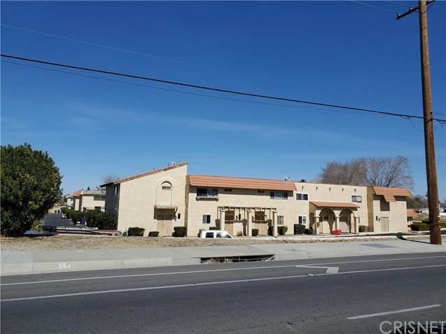 43600 Stanridge Avenue, Lancaster, CA 93535 (#SR21047235) :: TruLine Realty