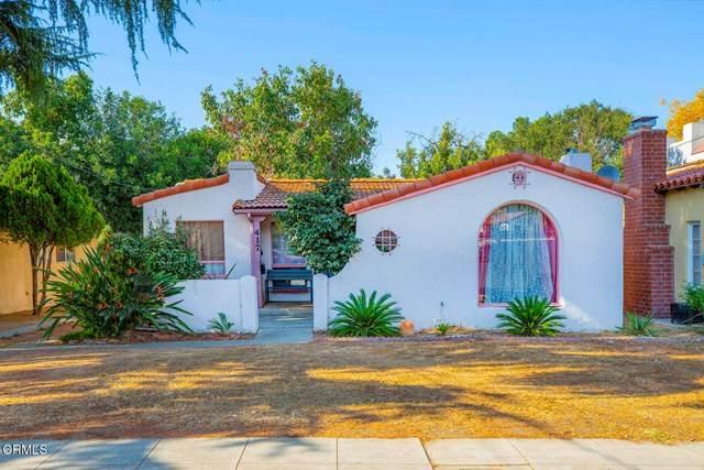 417 Hill Drive, Glendale, CA 91206 (#P1-3642) :: Compass