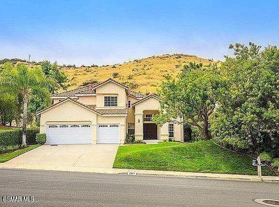2461 Kirsten Lee Drive, Westlake Village, CA 91361 (#221001188) :: Compass