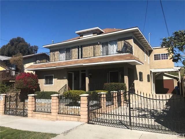 1255 W 22nd Street, Los Angeles, CA 90007 (#SR21047120) :: Lydia Gable Realty Group