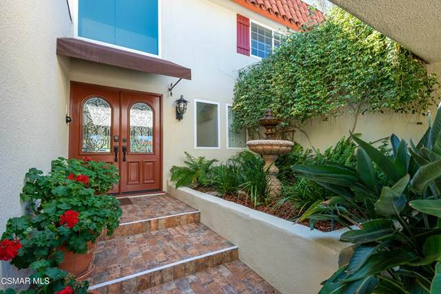1448 Calle Colina, Thousand Oaks, CA 91360 (#221001196) :: The Parsons Team