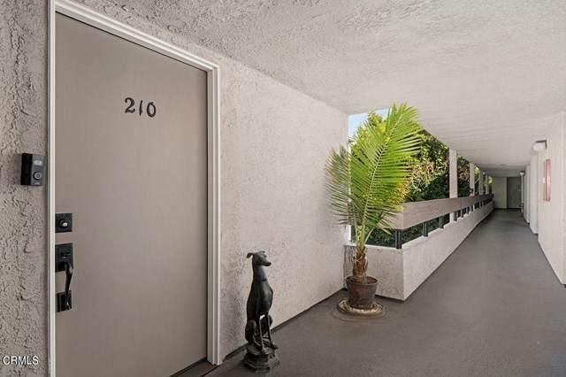 401 E California Boulevard #210, Pasadena, CA 91106 (#P1-3651) :: The Parsons Team
