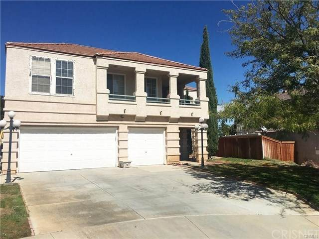 2753 Miranda Court, Palmdale, CA 93551 (#SR21045356) :: Berkshire Hathaway HomeServices California Properties