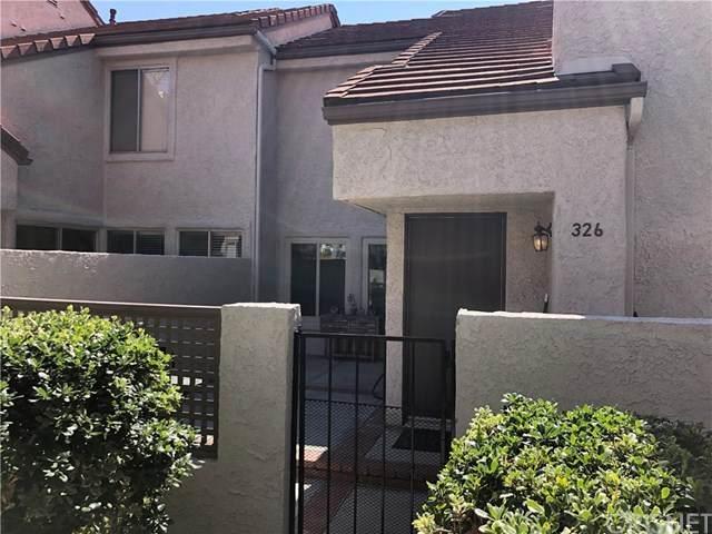 326 Via Colinas, Westlake Village, CA 91362 (#SR21048107) :: TruLine Realty