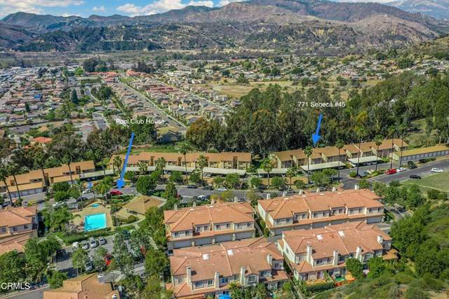 771 Seneca Street D45, Ventura, CA 93001 (#V1-4331) :: TruLine Realty