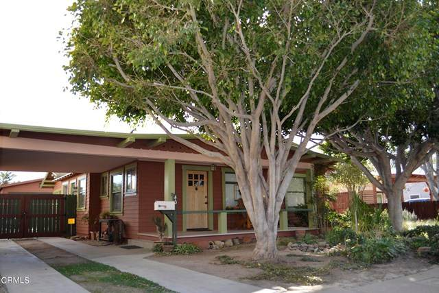40 W Flint Street, Ventura, CA 93001 (#V1-4339) :: TruLine Realty