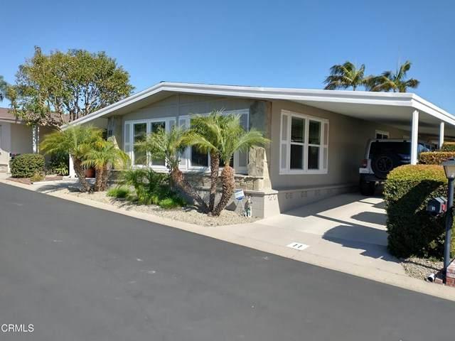 11 Caleta Drive #201, Camarillo, CA 93012 (#V1-4345) :: Randy Plaice and Associates