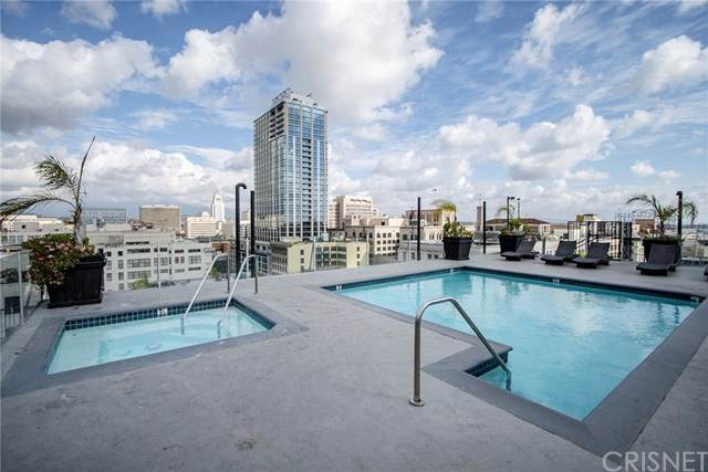 312 W 5th Street #818, Los Angeles, CA 90013 (#SR21052411) :: Lydia Gable Realty Group