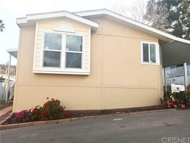 29021 Bouquet Canyon Rd #365, Saugus, CA 91390 (#SR21052489) :: Montemayor & Associates