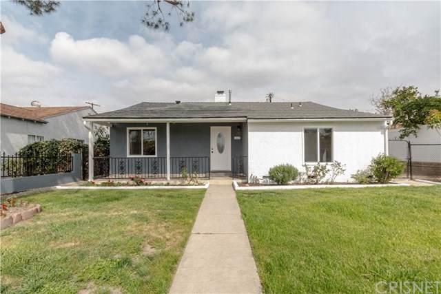 12017 Roscoe Boulevard, Sun Valley, CA 91352 (#SR21053314) :: TruLine Realty