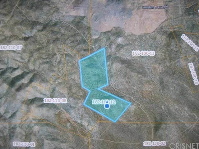 18210012 Randsburg Mojave Rd, Randsburg, CA 93528 (#SR21053601) :: The Grillo Group