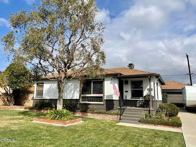 6573 Crowley Avenue, Ventura, CA 93003 (#V1-4452) :: TruLine Realty