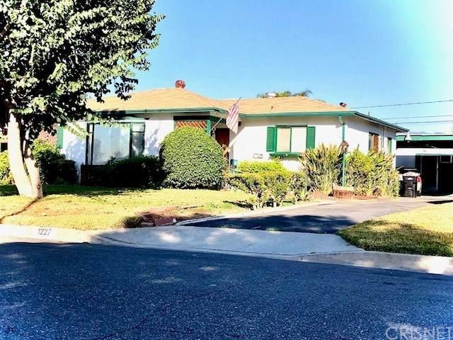 1227 E Grovecenter Street, West Covina, CA 91790 (#SR21053989) :: TruLine Realty