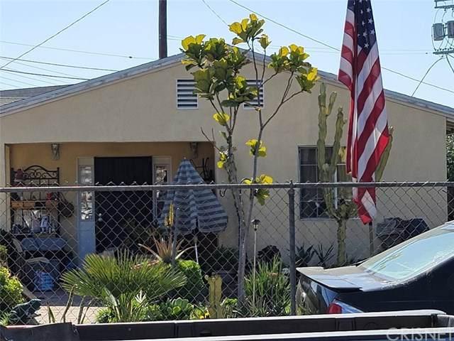10666 Sherman Place, Sun Valley, CA 91352 (#SR21055109) :: Randy Plaice and Associates