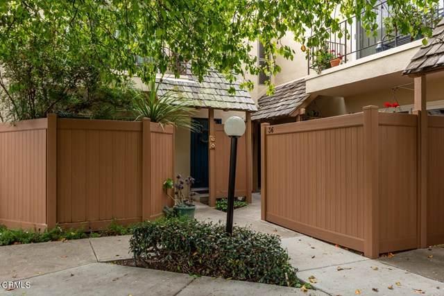 138 S Bryn Mawr Street #34, Ventura, CA 93003 (#V1-4498) :: TruLine Realty