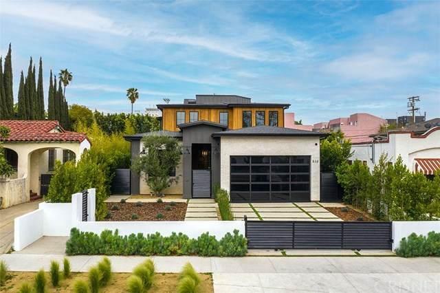 838 N Martel Avenue, Los Angeles, CA 90046 (#SR21055753) :: Berkshire Hathaway HomeServices California Properties
