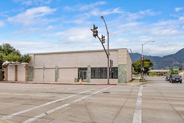 2707 E Foothill Boulevard, Pasadena, CA  (#P1-3794) :: Lydia Gable Realty Group