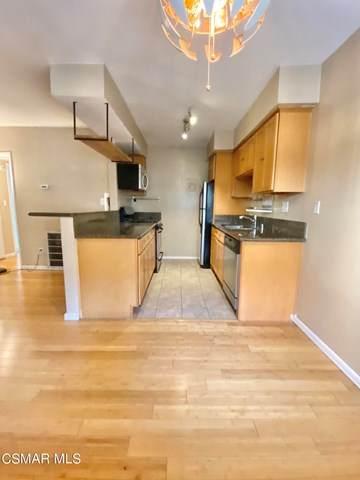 6342 Morse Avenue #102, North Hollywood, CA 91606 (#221001401) :: TruLine Realty