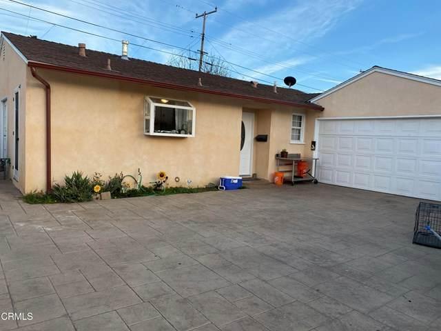 5174 Larkspur Drive, Ventura, CA 93001 (#V1-4552) :: TruLine Realty