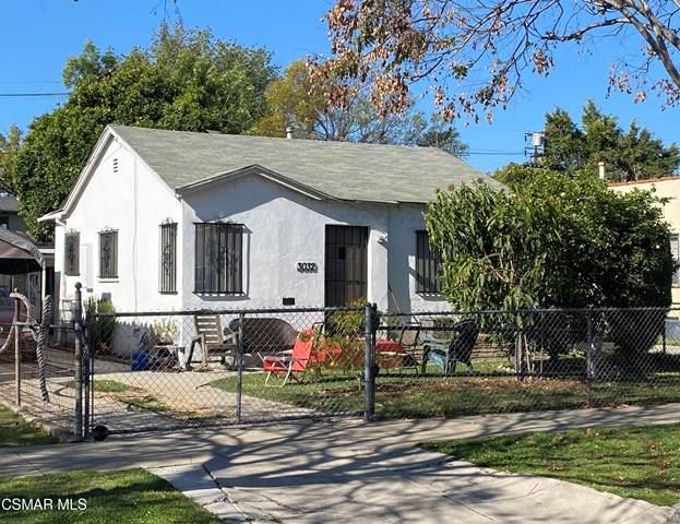 3032 La Clede Avenue, Los Angeles, CA 90039 (#221001428) :: TruLine Realty