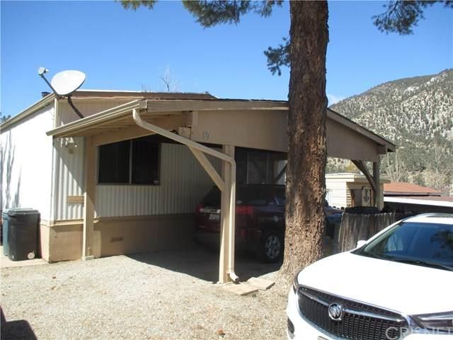 6132 Frazier Mtn Rd Unit #89, Frazier Park, CA 93225 (#SR21059410) :: TruLine Realty