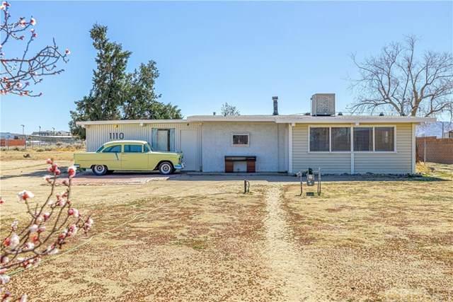 1110 W Avenue L8, Lancaster, CA 93534 (#SR21061322) :: Berkshire Hathaway HomeServices California Properties