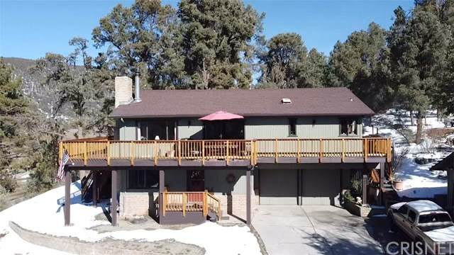 1405 Pinetree Drive, Frazier Park, CA 93225 (#SR21037744) :: The Grillo Group