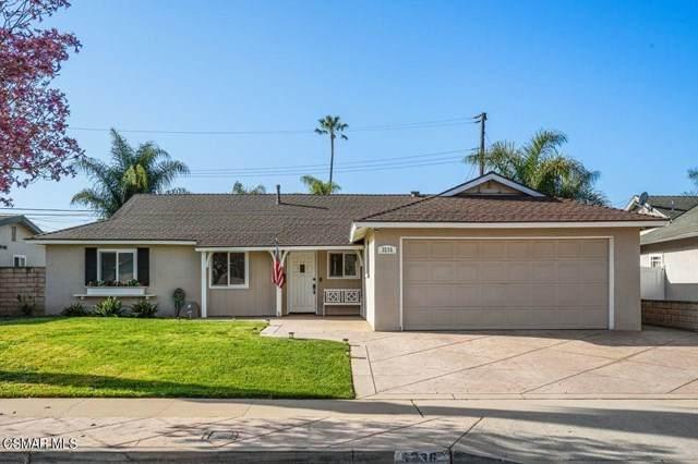 3236 Milligan Drive, Camarillo, CA 93010 (#221001539) :: TruLine Realty