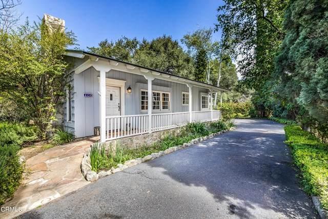 406 Pleasant Hill Lane, Sierra Madre, CA 91024 (#P1-3915) :: The Parsons Team