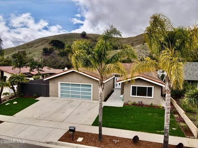 839 Viewcrest Drive, Ventura, CA 93003 (#221001561) :: TruLine Realty