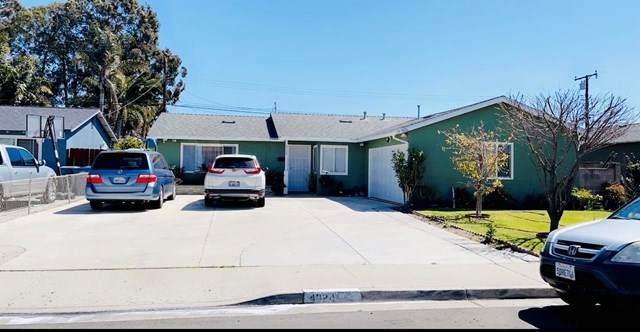 4024 G Street, Oxnard, CA 93033 (#V1-4736) :: TruLine Realty