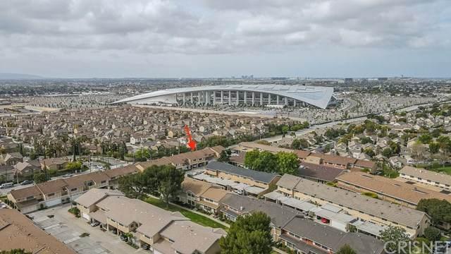 3500 W Manchester Boulevard #326, Inglewood, CA 90305 (#SR21063501) :: Berkshire Hathaway HomeServices California Properties