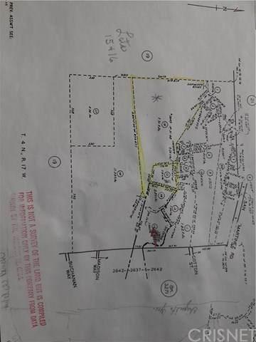 0 Madison, Cotton, Val Verde, CA 91384 (#SR21063721) :: The Bobnes Group Real Estate