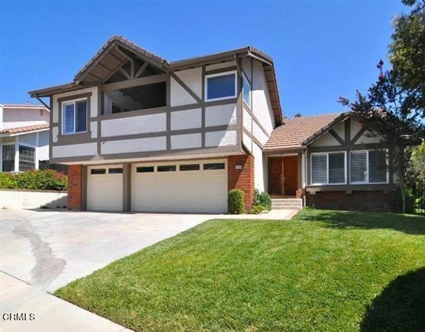 3280 Casino Drive, Thousand Oaks, CA 91362 (#V1-4741) :: TruLine Realty