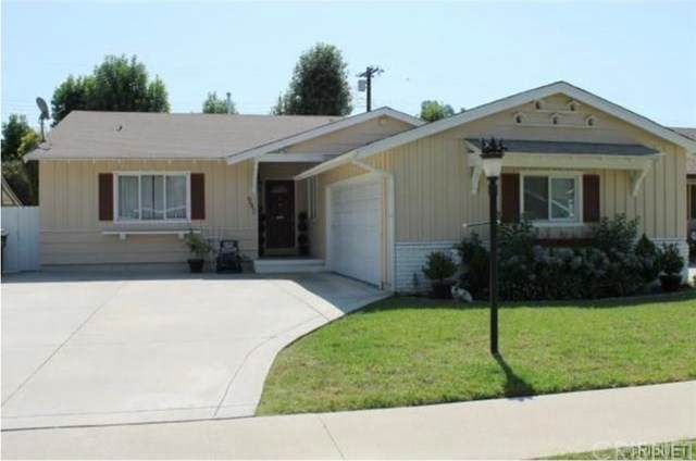 6642 Whitman Avenue, Lake Balboa, CA 91406 (#SR21063771) :: TruLine Realty