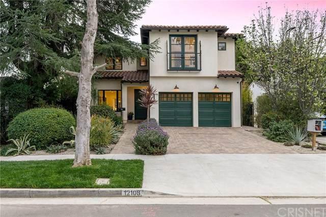 12108 Viewcrest Road, Studio City, CA 91604 (#SR21063933) :: TruLine Realty