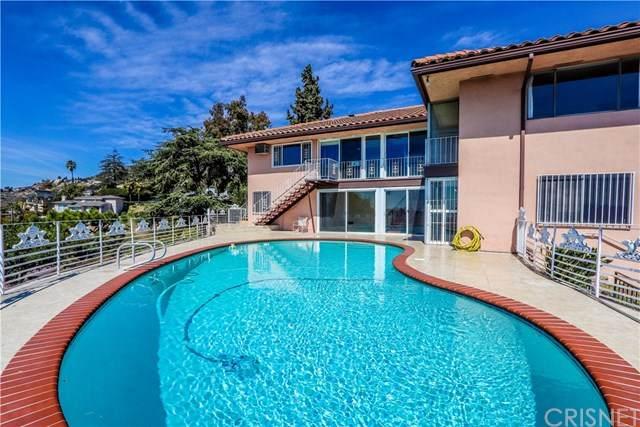 825 Cavanagh Road, Glendale, CA 91207 (#SR21065439) :: TruLine Realty