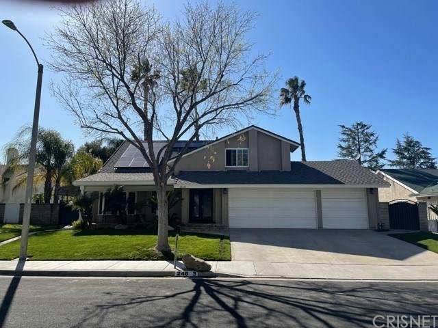 24623 Little Oak Lane, Newhall, CA 91321 (#SR21065503) :: TruLine Realty