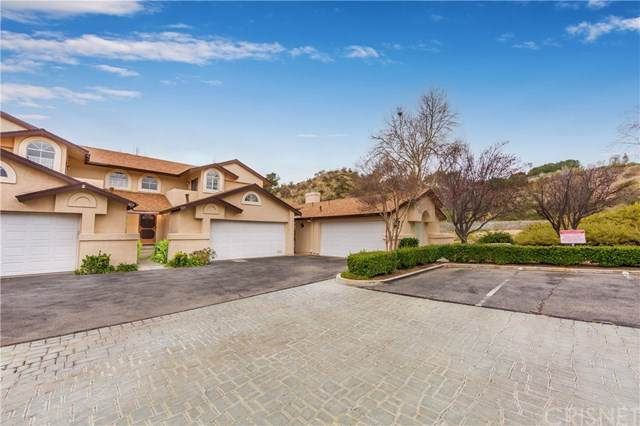 22930 Banyan Place #326, Saugus, CA 91390 (#SR21067211) :: TruLine Realty