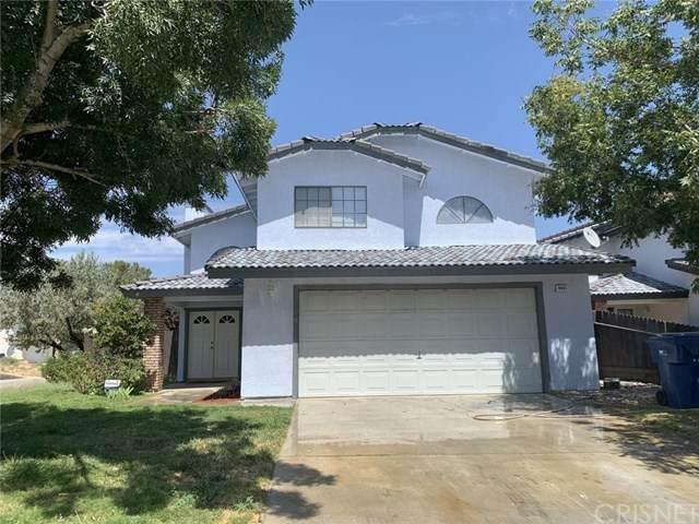 9901 Putter Court, California City, CA 93505 (#SR21067063) :: Berkshire Hathaway HomeServices California Properties
