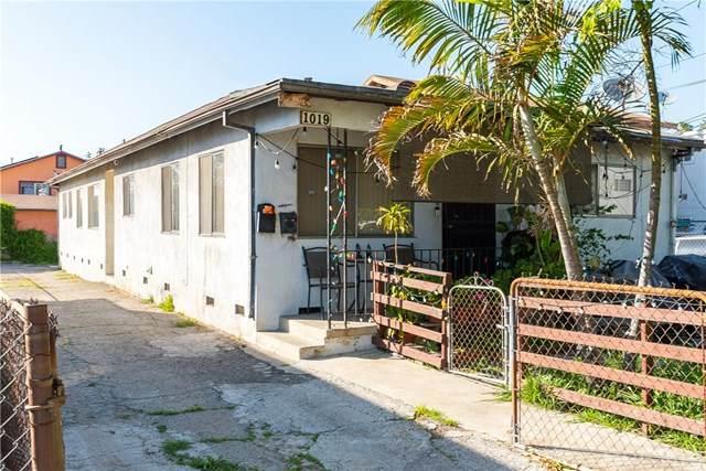 1017 Mark Street, Los Angeles, CA 90033 (#SR21066423) :: Angelo Fierro Group | Compass