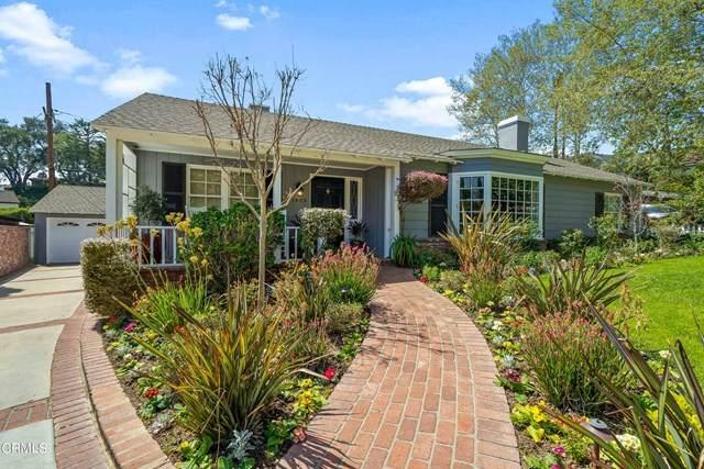 1428 Andenes Drive, Glendale, CA 91208 (#P1-3992) :: TruLine Realty