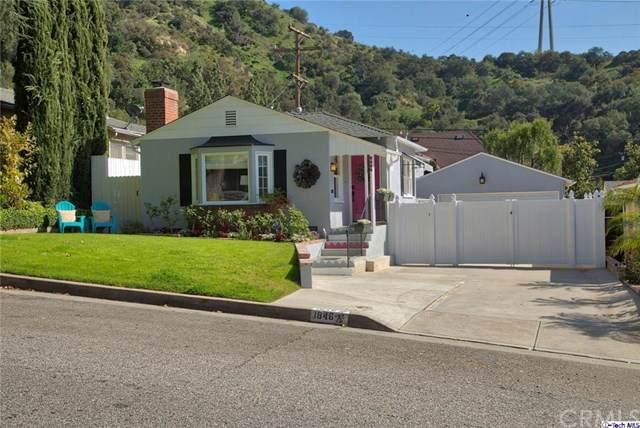 1846 Alpha Road, Glendale, CA 91208 (#320005489) :: TruLine Realty