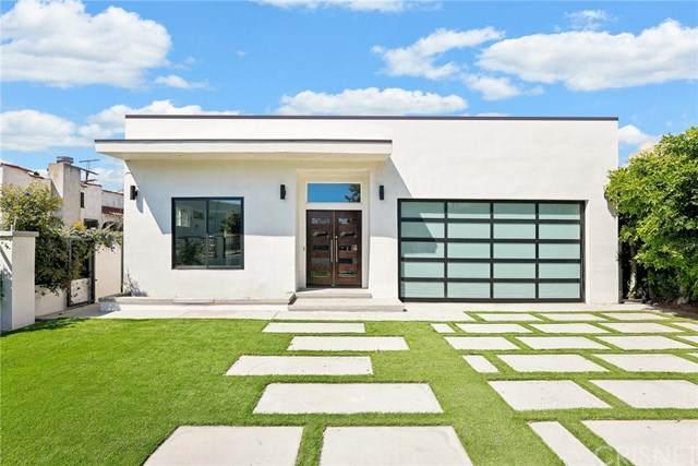 725 N Crescent Heights Boulevard, Los Angeles, CA 90046 (#SR21067856) :: Berkshire Hathaway HomeServices California Properties
