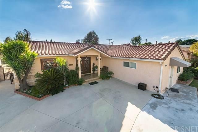12802 Albers Street, Valley Village, CA 91607 (#SR21068867) :: TruLine Realty