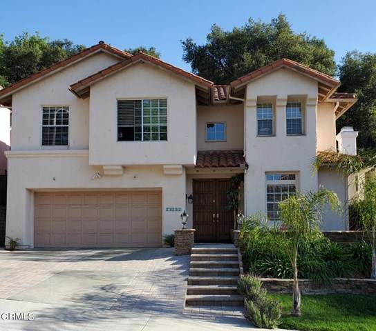 23832 Valley Oak Court, Newhall, CA 91321 (#V1-4889) :: TruLine Realty