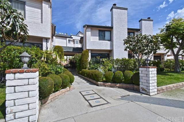 11911 Magnolia Boulevard #16, Valley Village, CA 91607 (#SR21069393) :: Lydia Gable Realty Group