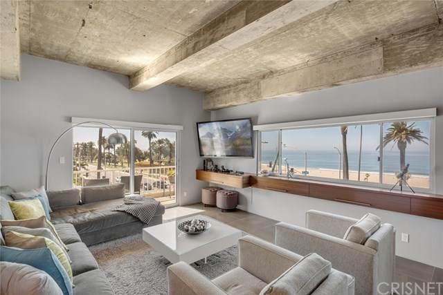 101 California Avenue #301, Santa Monica, CA 90403 (#SR21069874) :: TruLine Realty