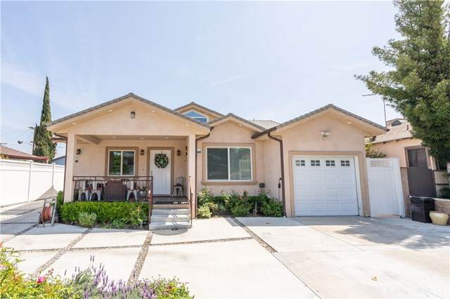 6544 Beck Avenue, North Hollywood, CA 91606 (#SR21070124) :: Lydia Gable Realty Group