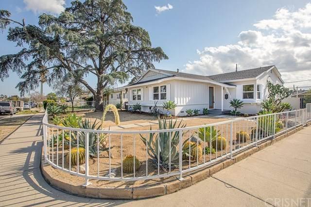 11793 Glencrest Drive, San Fernando, CA 91340 (#SR21065606) :: Lydia Gable Realty Group